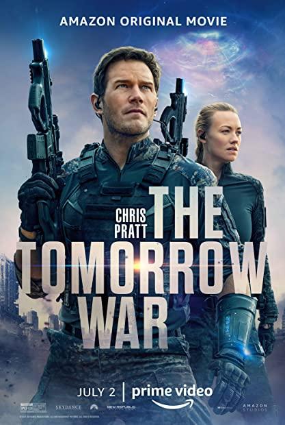 The Tomorrow War 2021 1080p AMZN WEB-Rip AC3 X264- eXRG