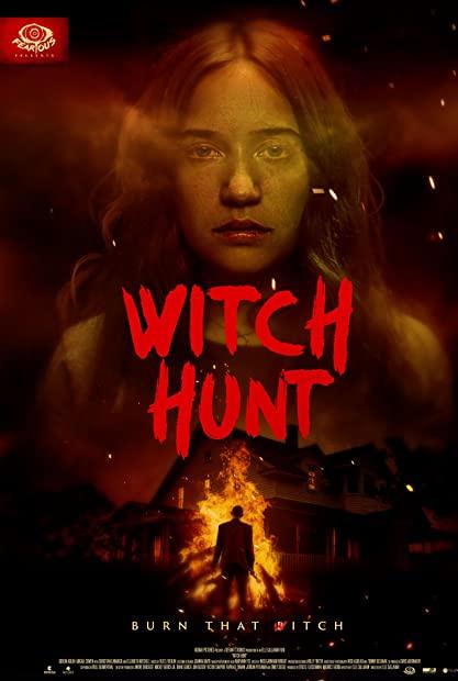 Witch Hunt 2021 HDRip XviD AC3-EVO