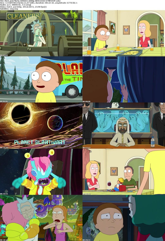 Rick and Morty S05E03 1080p WEB H264-EMPATHY