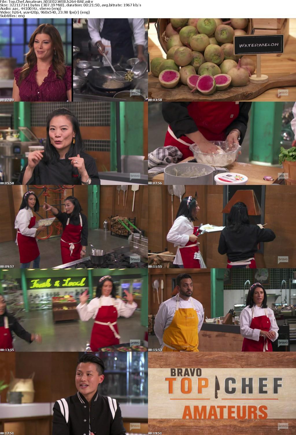 Top Chef Amateurs S01E02 WEB h264-BAE