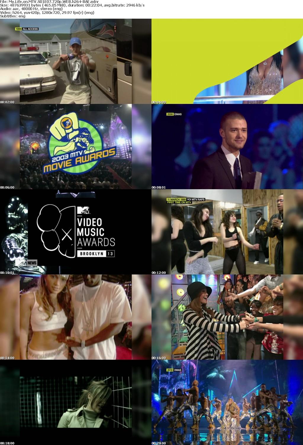 My Life on MTV S01E07 720p WEB h264-BAE