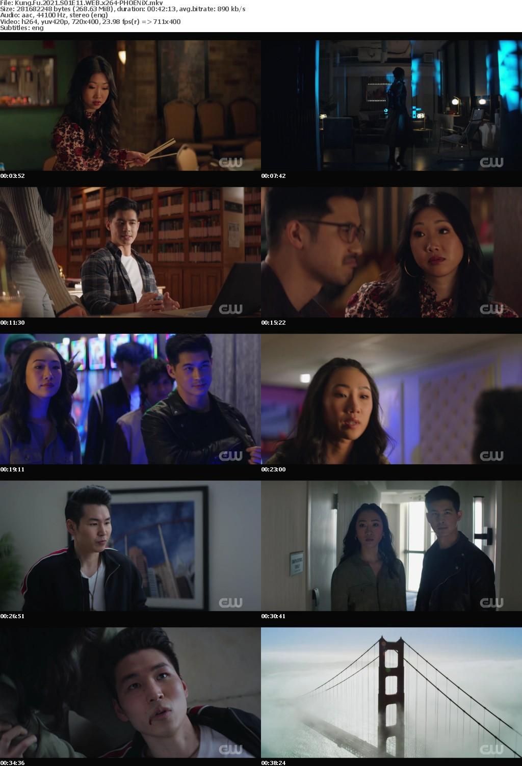 Kung Fu 2021 S01E11 WEB x264-PHOENiX