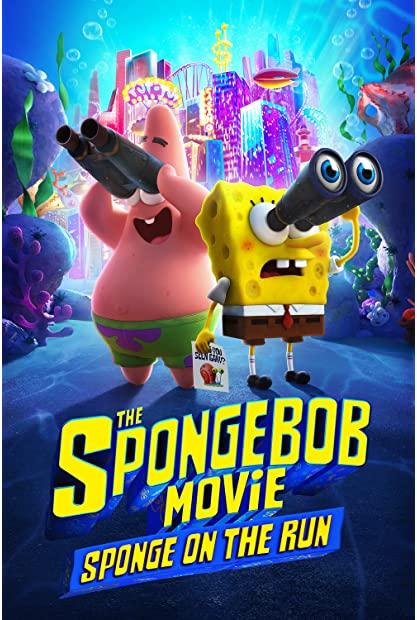 The SpongeBob Movie Sponge on the Run 2021 BRRip XviD AC3-EVO