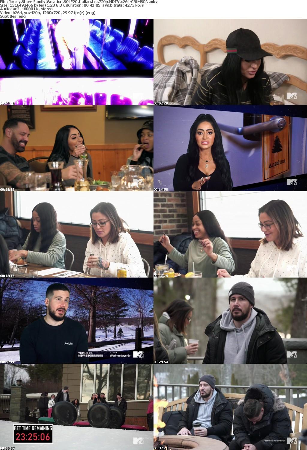 Jersey Shore Family Vacation S04E20 Italian Ice 720p HDTV x264-CRiMSON