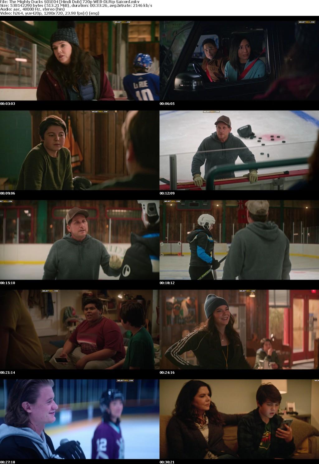 The Mighty Ducks: Game Changers S01 Hindi Dub 720p WEB-DLRip Saicord