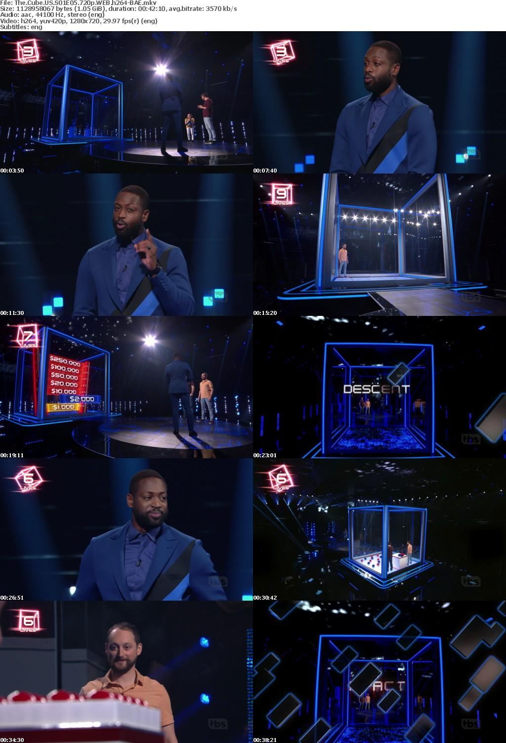 The Cube US S01E05 720p WEB h264-BAE