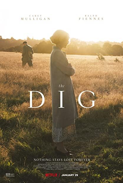 The Dig (2021) Hindi Dub 1080p WEBRip Saicord