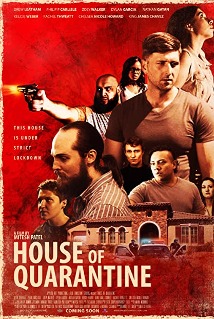 House of Quarantine 2021 720p WEBRip 800MB x264-GalaxyRG