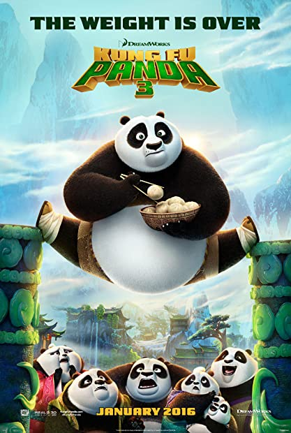 Kung Fu Panda 3 2016 720p HD x264 MoviesFD