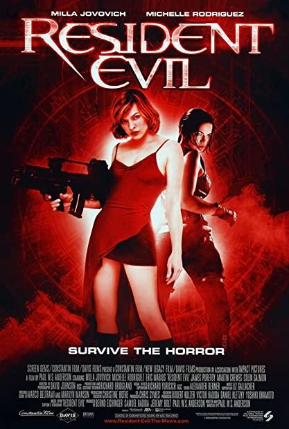Resident Evil (2002) MULTI (16 audio, 23 subtitle tracks) 1080p BluRay AV1 Opus AV1D (en, hindi, portugues, mandarin chinese, more)