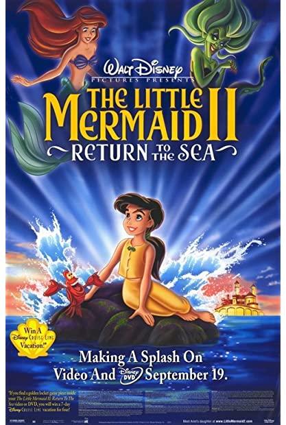The Little Mermaid 2 Return To The Sea 2000 720p HD x264 MoviesFD