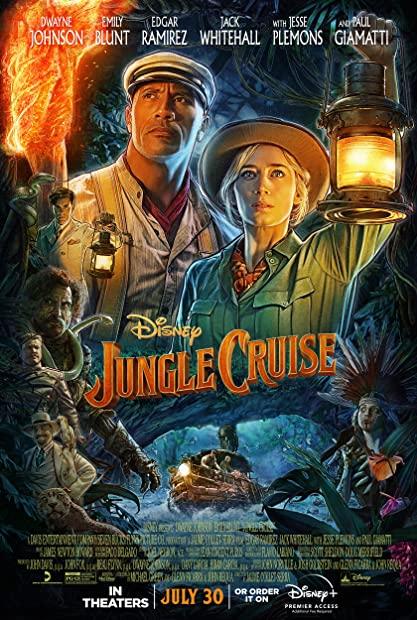 Jungle Cruise (2021) Disney - FullHD 1080p H264 Ita Eng AC3 5 1 Multisub - realDMDJ