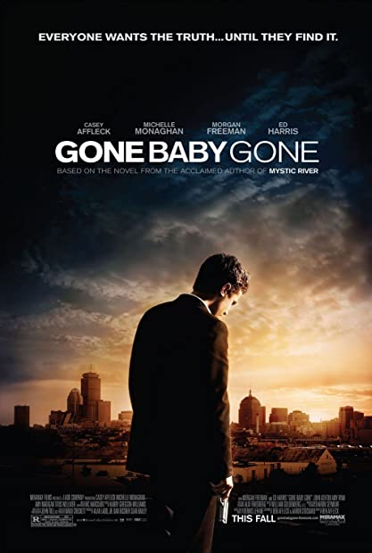 Gone Baby Gone (2007) 1080p BluRay x264 Dual Audio Hindi English AC3 5 1 - MeGUiL