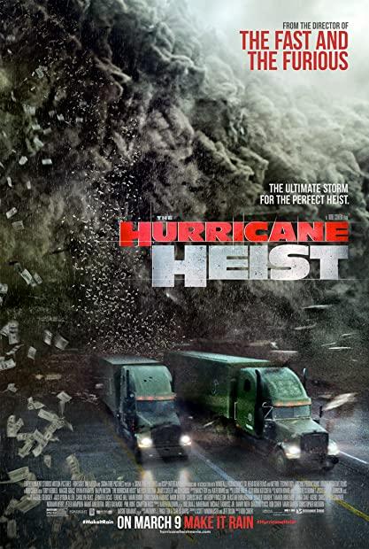 The Hurricane Heist 2018 BDRip 1080p AC3 x264-3Li