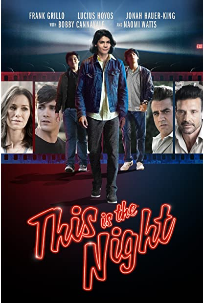 This Is the Night 2021 HDRip XviD AC3-EVO