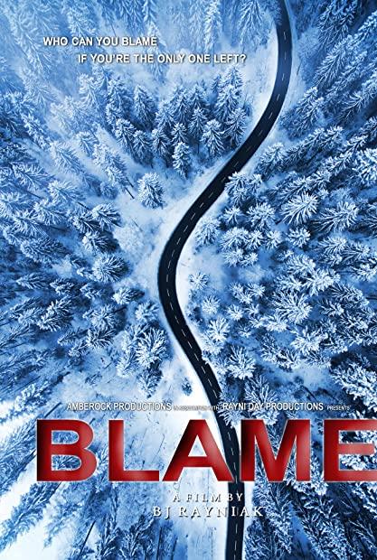 Blame 2021 720p AMZN WEBRip 800MB x264-GalaxyRG