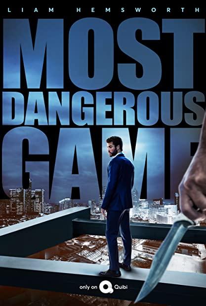 Most Dangerous Game 2021 720p AMZN WEBRip 999MB HQ x265 10bit-GalaxyRG