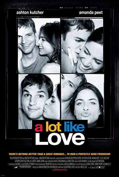 A Lot Like Love (2005) 720p BluRay X264 MoviesFD
